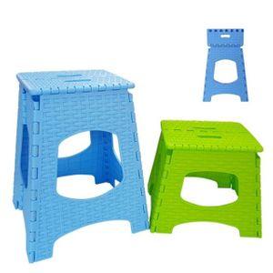 휴대용 접이식 다용도 폴딩의자 퀵체어 (하늘색)