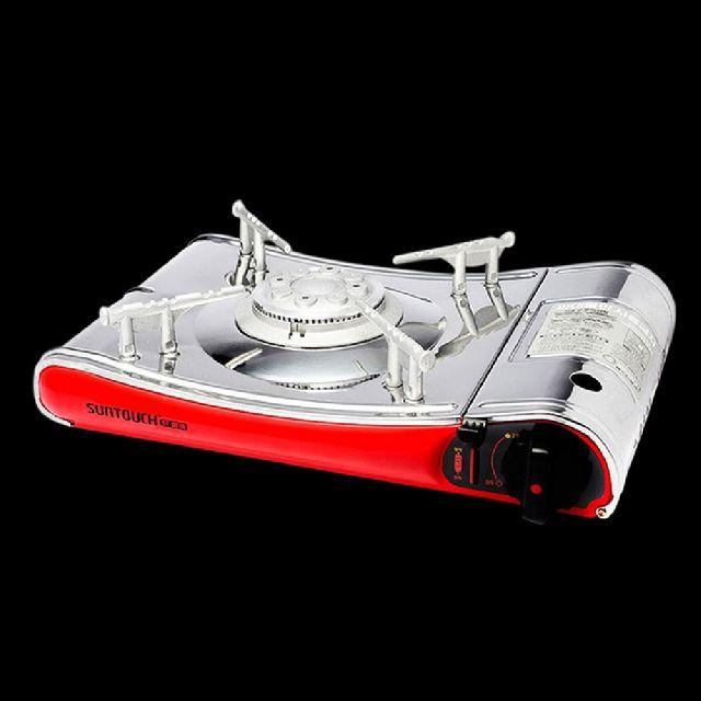 썬터치 휴대용 가스레인지 야외 캠핑 버너 ST-001A