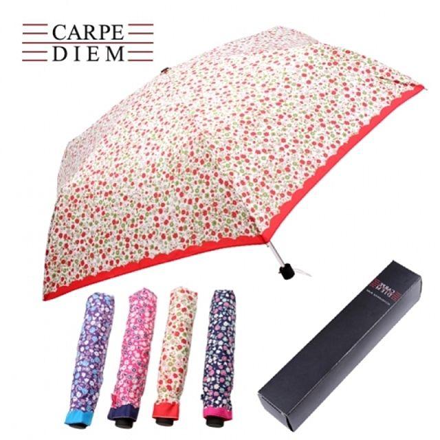 코코플라워 접이식 양우산 [제작 대량 도매 로고 인쇄 레이저 마킹 각인 나염 실크 uv 포장 공장 문의는 네이뽕]