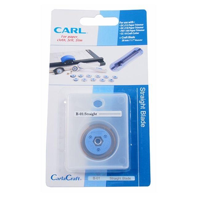 CARL)다양한칼날안전재단기리필커터(B-11_접선날)
