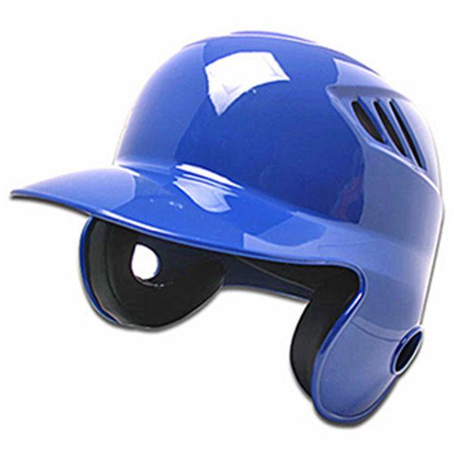 JB 타자헬멧 유광 양귀-블루