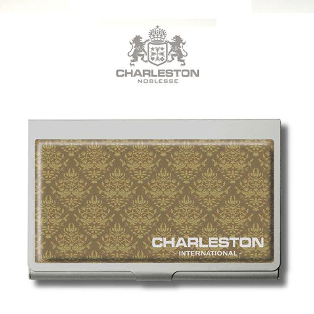 찰스톤 칼라 명함 케이스 지갑 정장 여성 지갑 선물