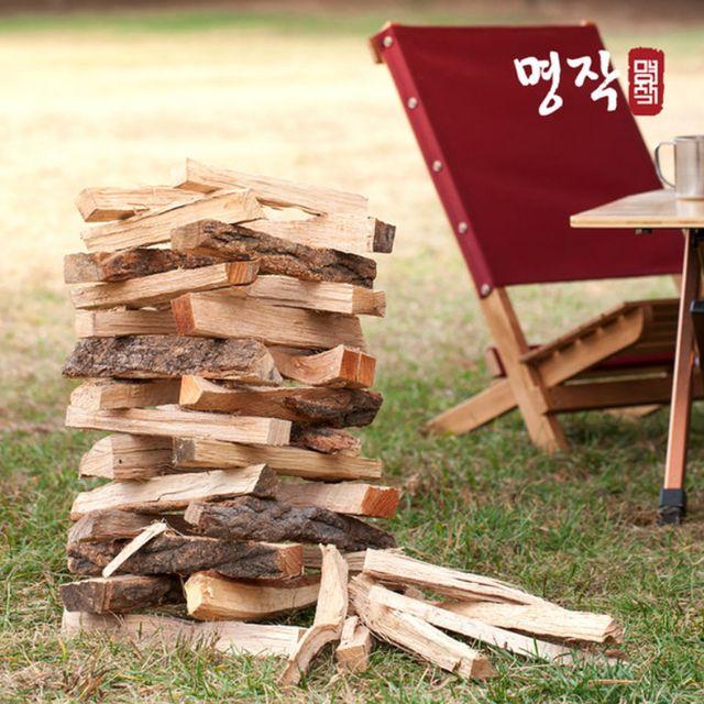 명작 2호(굵은목) 참나무 장작