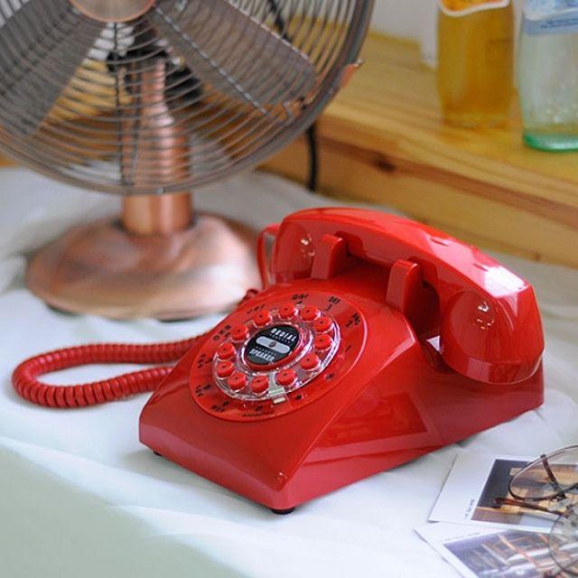 레트로 전화기 500R
