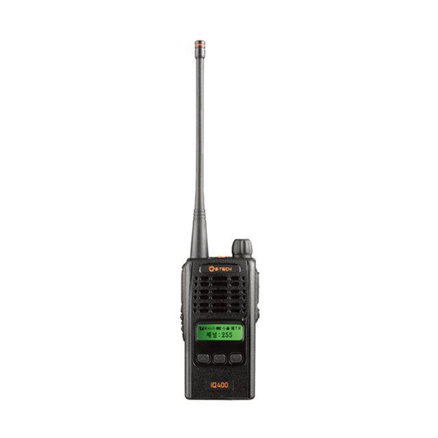 이테크 업무용 무전기 IQ400N 휴대용