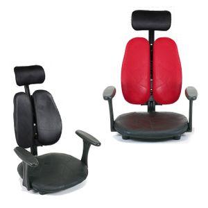 1인용 좌식 고급 PC 등받이 의자 편안한 앉는 쿠션