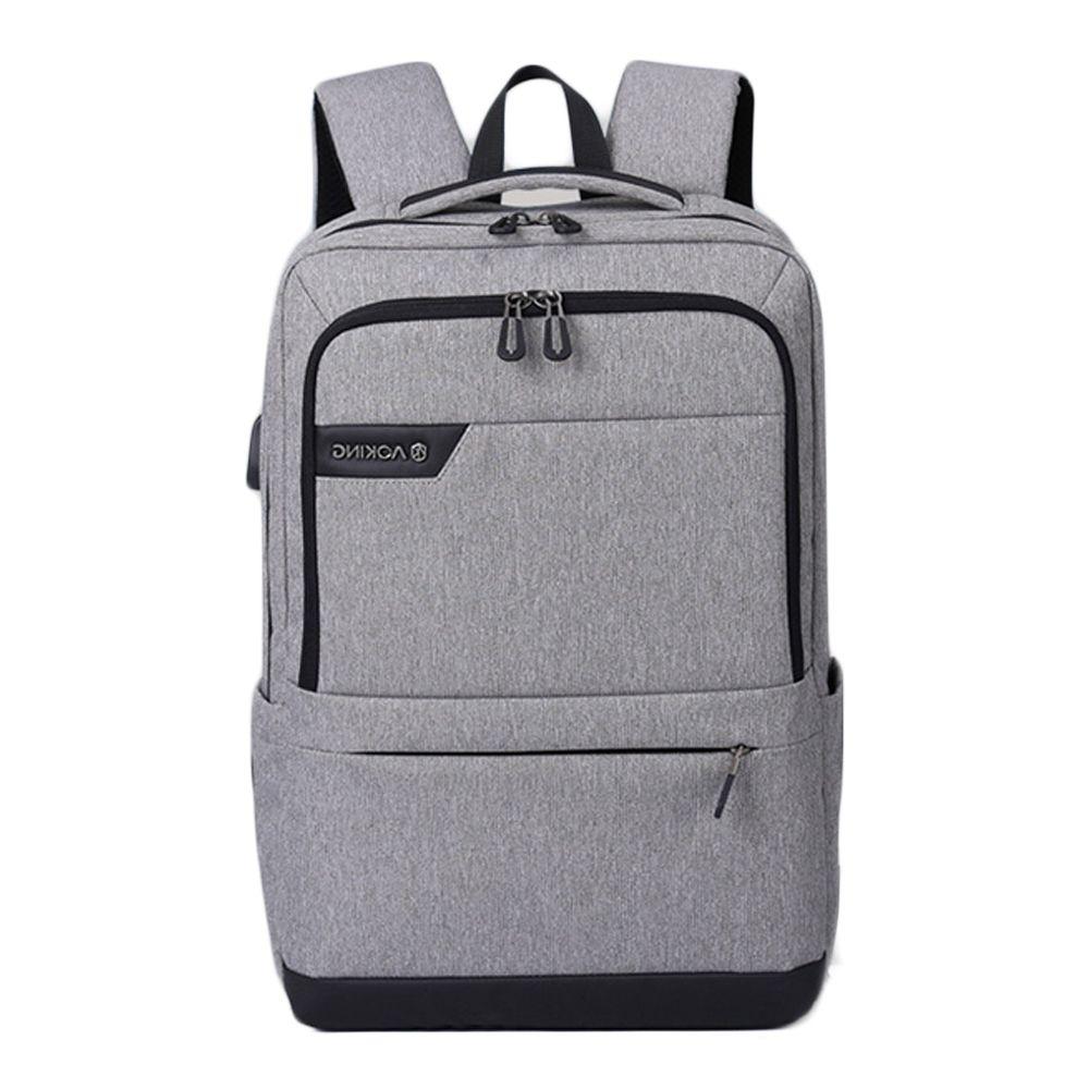 남성 신상 학교 캐주얼 백팩 여성 USB 연결포트 가방