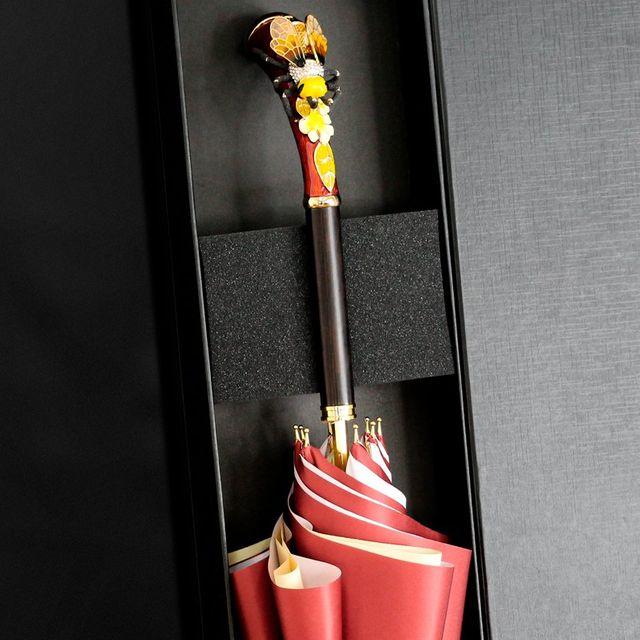 [해외] 패션소품 양산 방수 방풍 인 우산 선물 휴대용