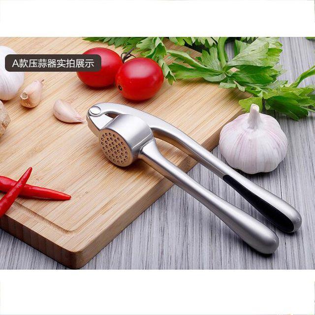 [해외] 304스테인리스 마늘다지기 주방용품
