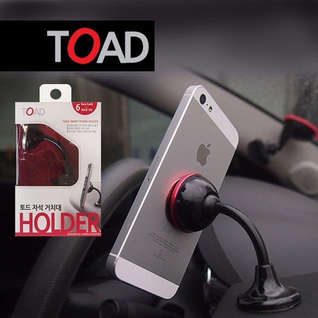 W 토드168 자바라 전기종 차량 스마트폰 거치대