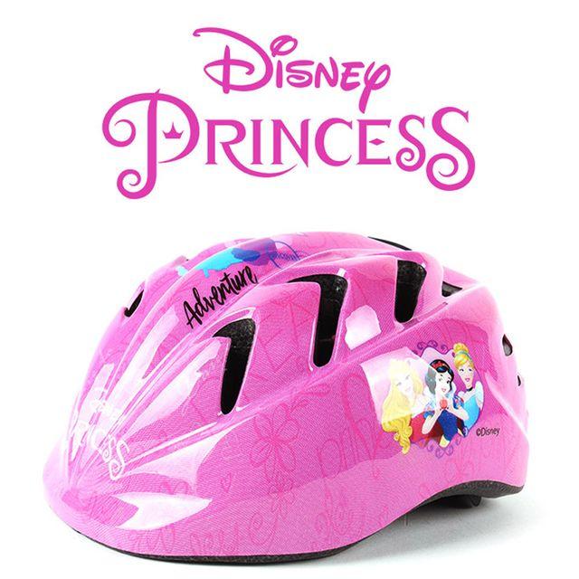 디즈니 아동헬멧 자전거헬멧 여자헬멧 B-1 안전헬멧