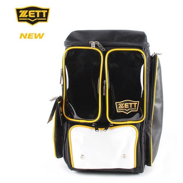 ZETT 제트 BAK-418N 2 야구가방 백팩 개인장비 보관