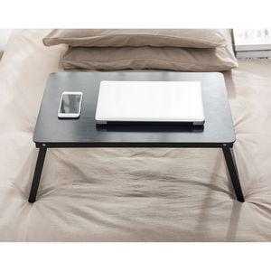 노트북 좌식 테이블 블랙 좌식밥상 접이식테이블