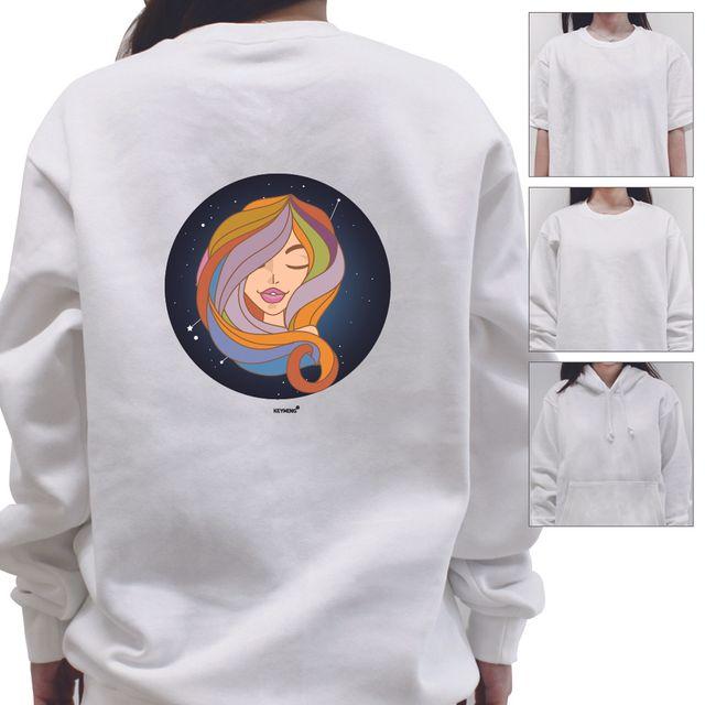 W 키밍 단체 여성 남성 티셔츠 후드 맨투맨 반팔 그림