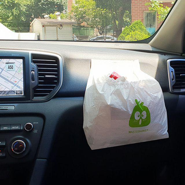 차량용 다용도 쓰레기 봉투