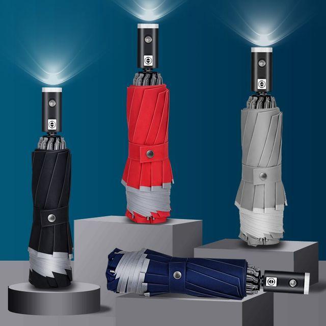 [해외] 패션소품 양산 방수 방풍 대형 자동차 접이식
