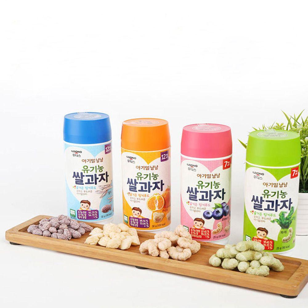 W2F4CD3후디스_쌀과자(통) 4종,후디스,일동후디스,아기음식,아기과자