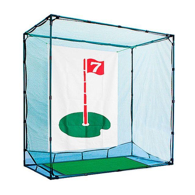 W1F8CE9뉴프로넷 골프망 소형 개인연습용 골프네트 스윙네트