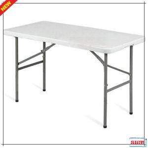 식당 가정용 다용도 테이블 BM-4FT(일체형)-B