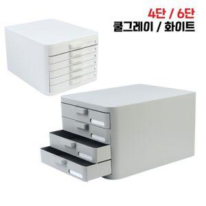 오피스 사무실 회사 서류 파일 4단 6단 캐비닛 수납함