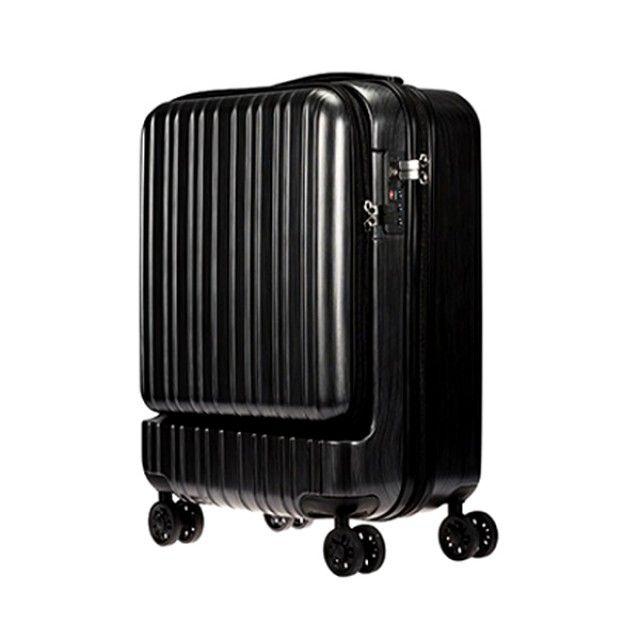 노트북수납 기내용 PC 여행가방(20) 블랙 여행캐리어