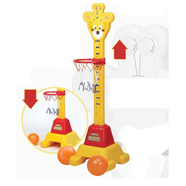 기린 농구대 장난감 실내 유아 어린이 농구골대 아동