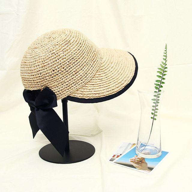 오리챙 여름 벙거지 모자 핸드메이드 데일리룩 패션