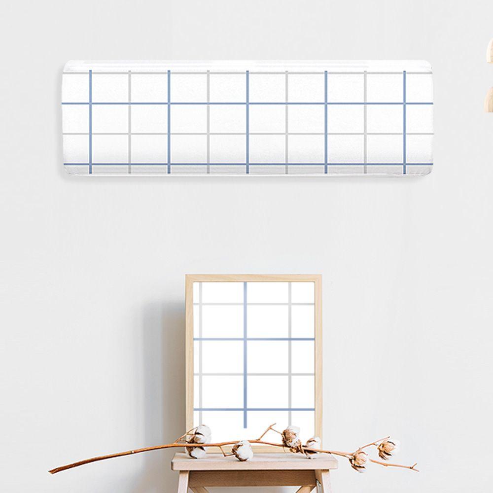 에어컨커버 벽걸이형 소형 스퀘어-보호 덮개 카바