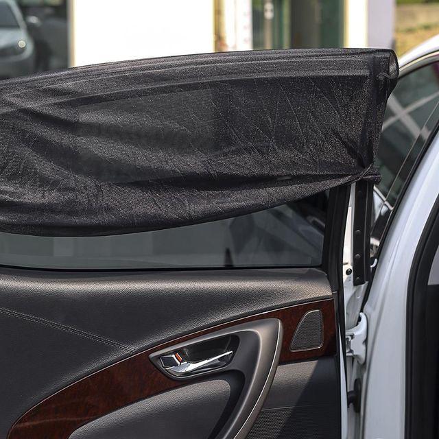 차량용 방충망 햇빛가리개 카커텐 자외선차단