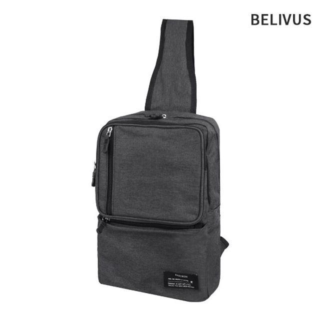 W 빌리버스 남성 슬링백 BDW015 데일리 크로스 가방