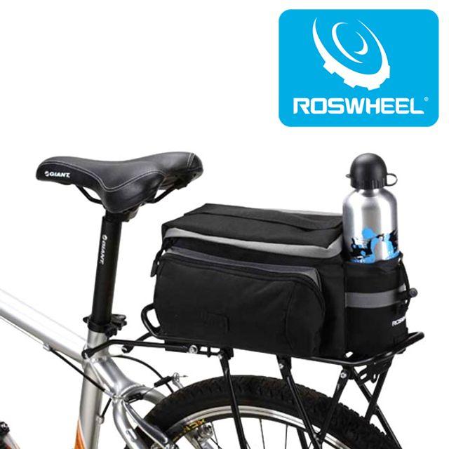 로스휠 정품 자전거 뒷자리 가방 트렁크
