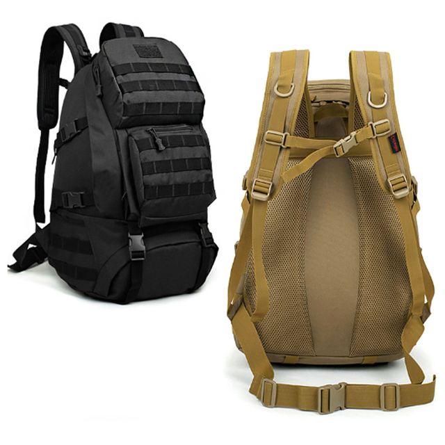 밀리터리 남성 백팩 여행 등산 낚시 택티컬 베낭 가방