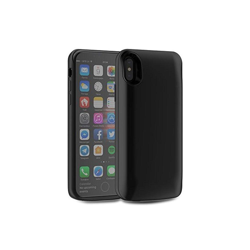[더산직구]아이폰 X 배터리 케이스 Moonmini for 충전 6000mAh/ 영업일기준 5~15일