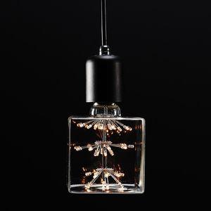 LED 전구 램프(사각)눈꽃 큐브 2.5W C110 조명 무드등