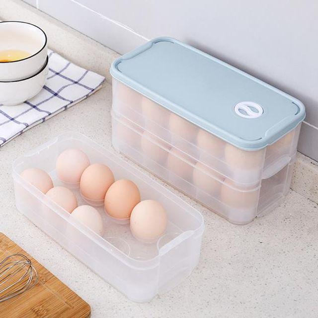 W 계란보관함 냉장고 계란통 보관함 달걀트레이 박스