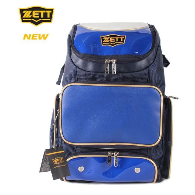ZETT 제트 BAK-428 1 야구가방 백팩 개인장비 보관