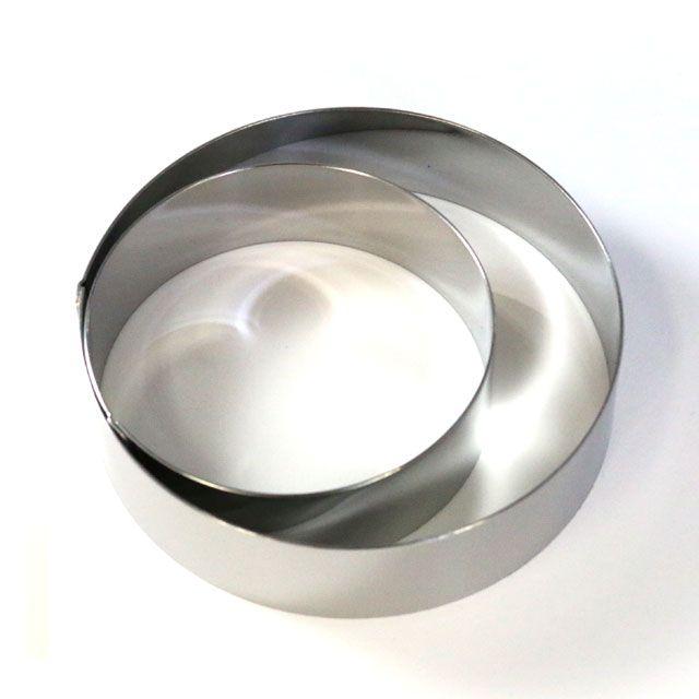 스테인레스 머핀틀 원형 잉글리쉬 머핀틀 (소)