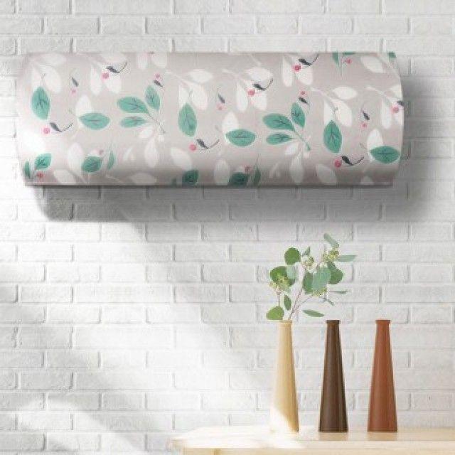 프리미엄 에어컨커버 벽걸이용 덮개 PEVA소재