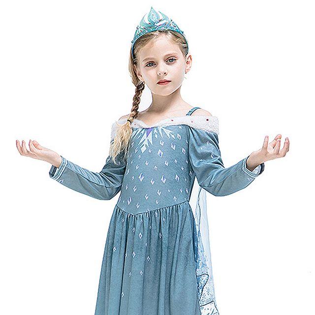겨울왕국 엘사 코코 드레스