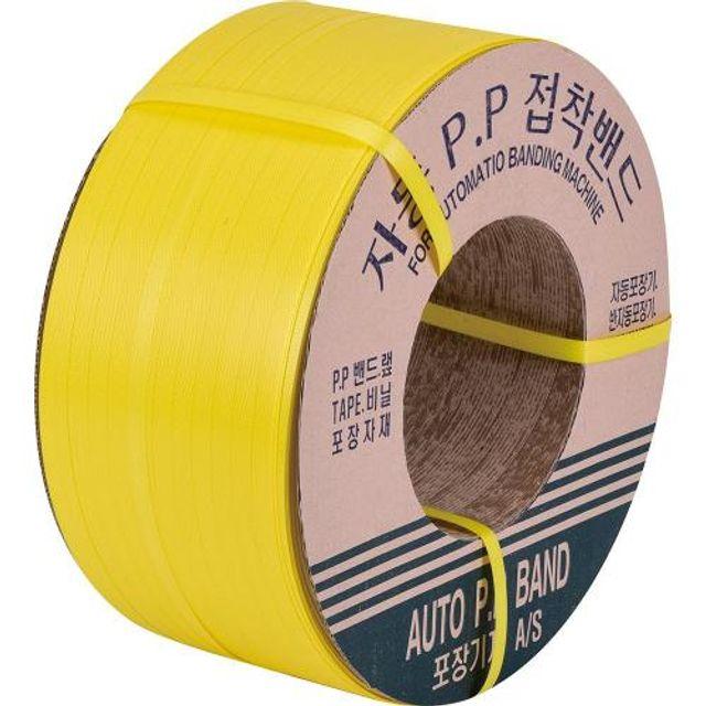 PP밴드(자동) (신재)15mmx10kg