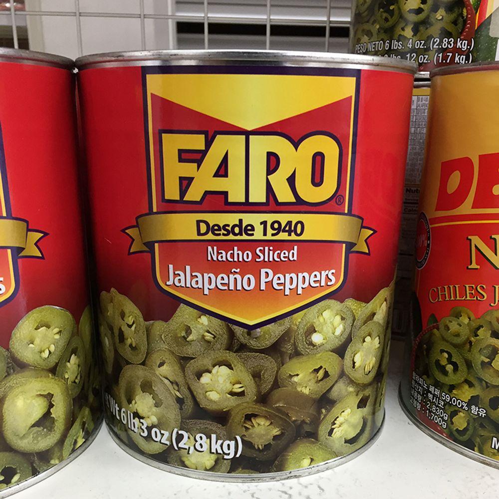 W2CCFBEFaro 할라피뇨 슬라이스 2.8kg 1개,Faro,할라피뇨,할라피뇨슬라이스