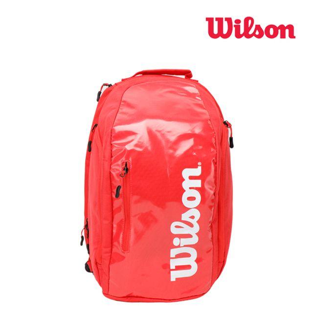 윌슨 WRZ840896 슈터 투어 백팩 레드 테니스가방