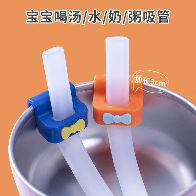 [해외] 주방용품 식판 낙하 방지 아기 수프 인공물