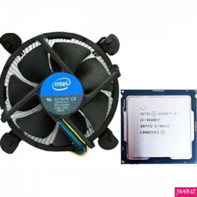 코어 i5-9세대 9600KF 커피레이크-R 벌크+쿨러 PC용품