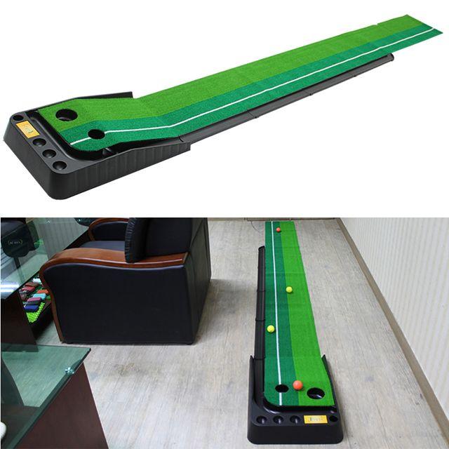 골프 퍼팅매트 3m 골프퍼팅매트 연습매트 퍼팅연습기