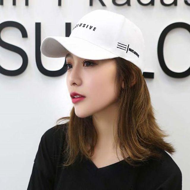 W 패션 여자 남자 모자 커플 단체 예쁜 야구모자 볼캡