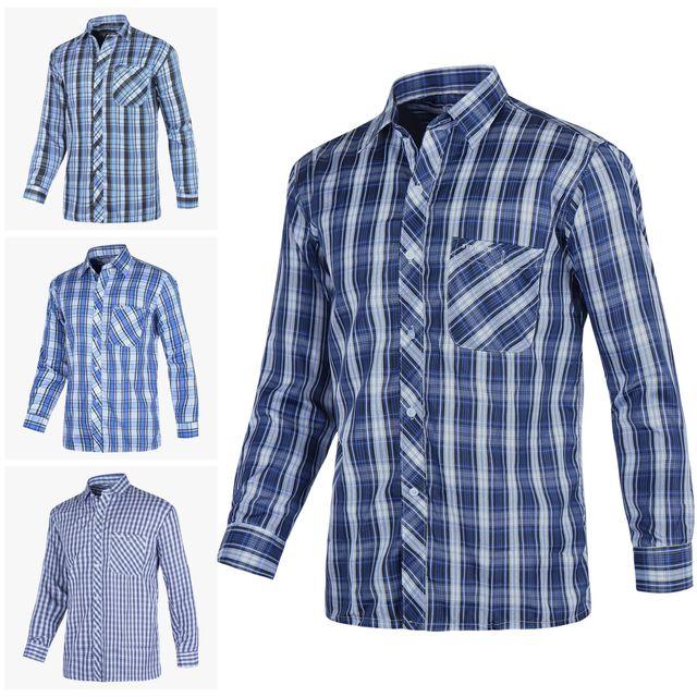 W 봄 여름 신상 체크 남방 셔츠