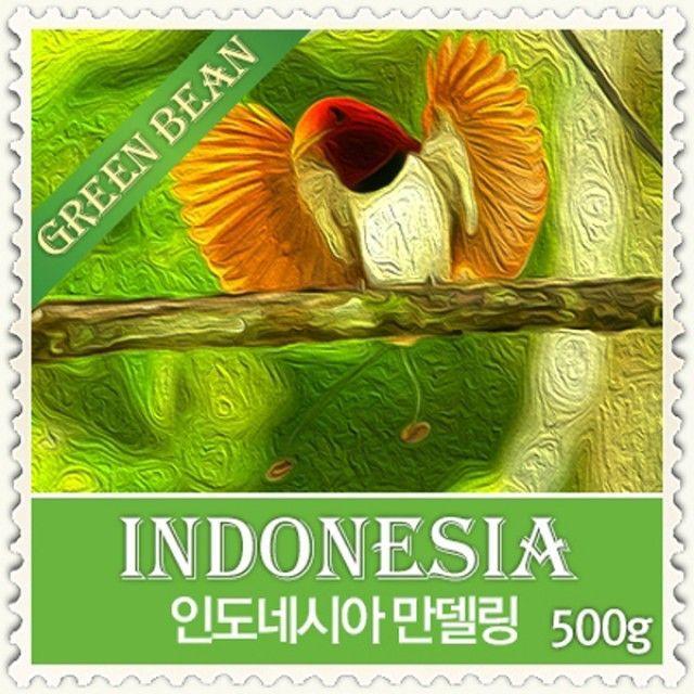 W2F3816생두 인도네시아 만델링 500g_생커피 생원두 생두커피,생두커피,커피생두,원두커피,생원두