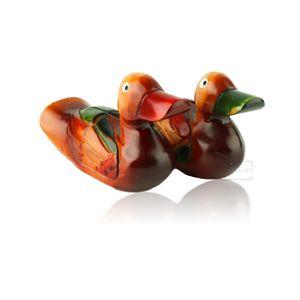 전통목각오리세트 중사이즈 전통 장식품 소품