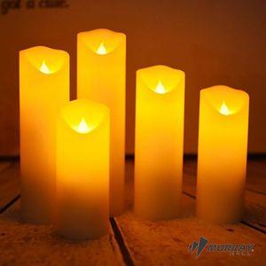 머레이 양초 촛불 무드등 5개 조명 라